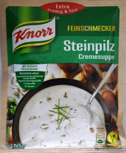 Knorr Gourmet Boletus Cream Soup