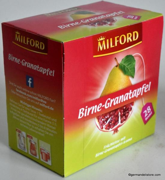 Milford Pear Pomegranate