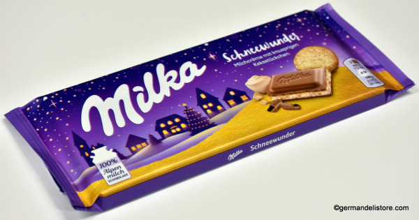 Milka Snow Miracle