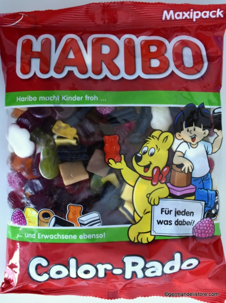 Haribo Color-Rado