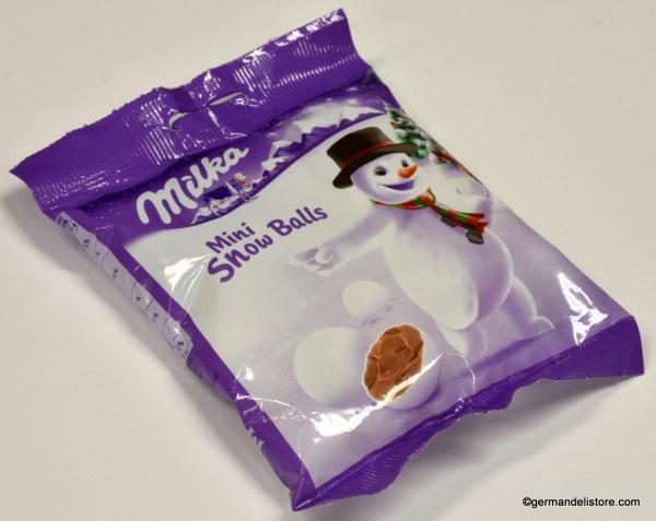 Milka Mini Snowballs
