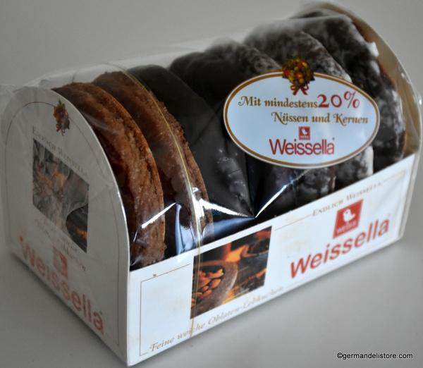 Weiss Weissella Soft Gingerbread Assortment