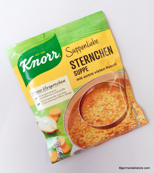 Knorr Suppenliebe Little Stars Soup