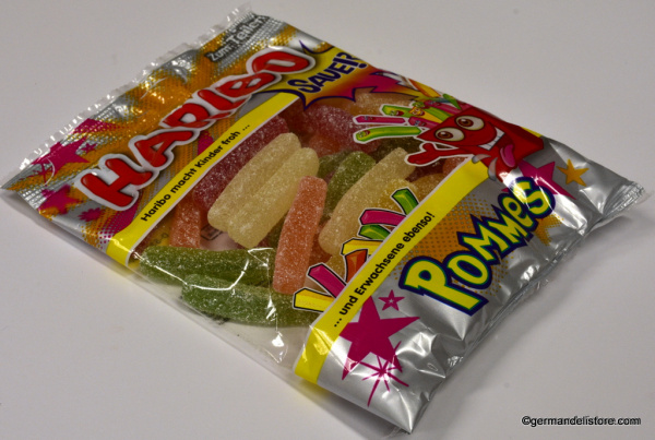 Haribo Sour French Fries