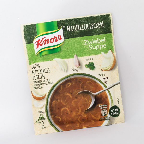Knorr Natürlich Lecker! Onion Soup