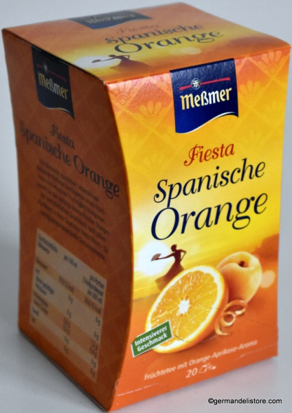 Messmer Fiesta Spanish Orange