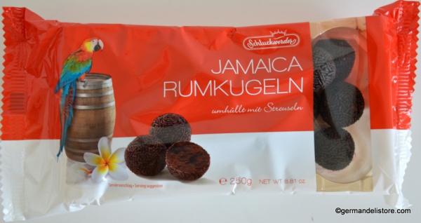 Schluckwerder Jamaica Rum Balls