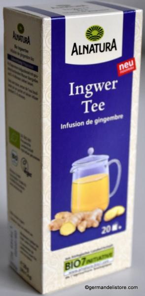 Alnatura Organic Herbal Tea Ginger