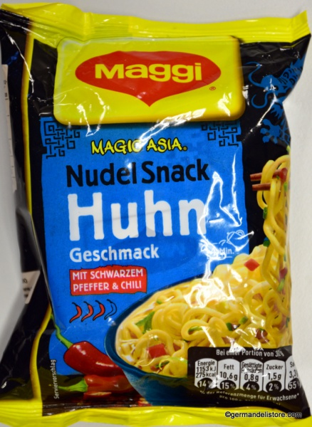 Maggi Magic Asia Noodles Snack Chicken
