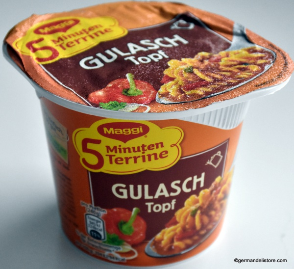 Maggi 5 Minutes Terrine Goulash Pot