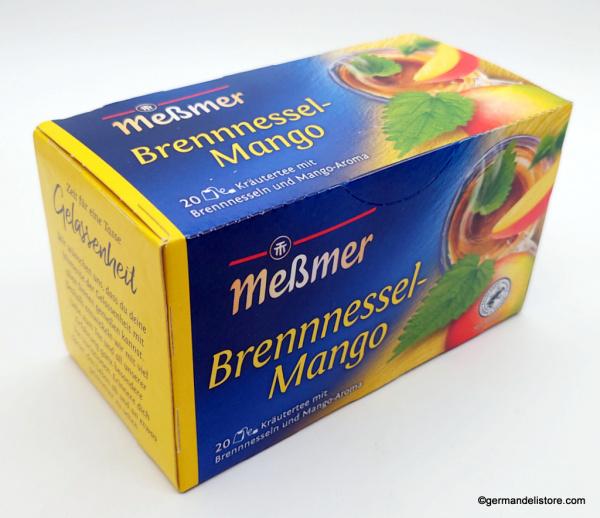 Messmer Nettle Mango Tea
