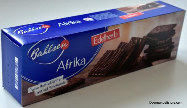 Bahlsen Africa Dark Chocolate