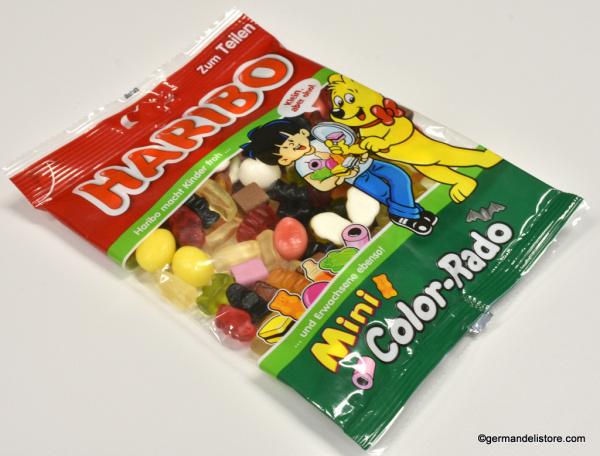 Haribo Mini Color-Rado