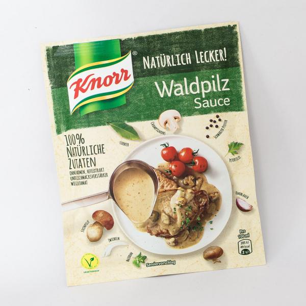 Knorr Natürlich Lecker! Wild Mushroom Sauce