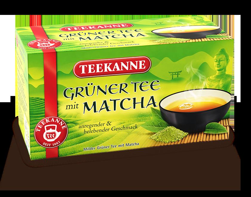 Teekanne Hochland GrГјner Tee