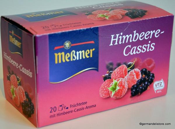 Messmer Raspberry Cassis