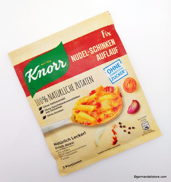 Knorr Fix Naturally Delicious Noodle Ham Casserole