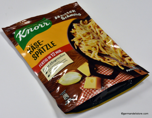 Knorr Huettenschmaus Cheese Spaetzle