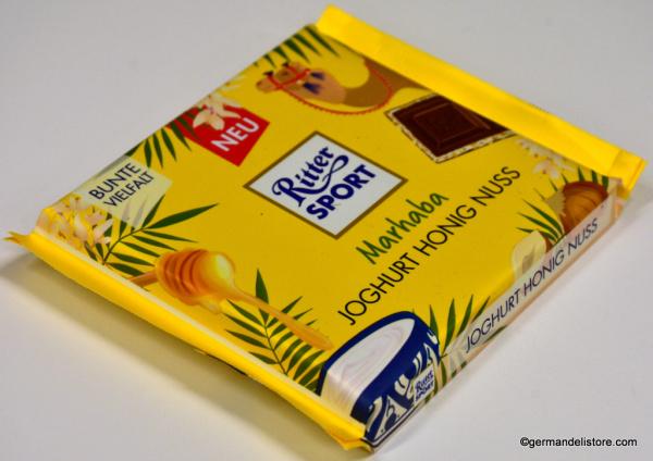 Ritter Sport Marhaba Yogurt Honey Hazelnut