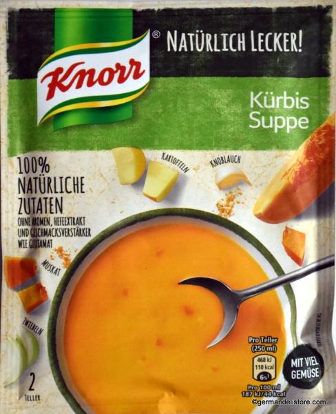 Knorr Natürlich Lecker! Pumpkin Soup