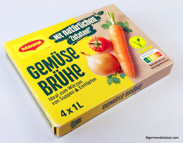 Maggi Vegetable Broth