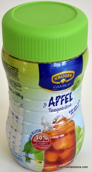 Krüger Instant Tea Drink Apple
