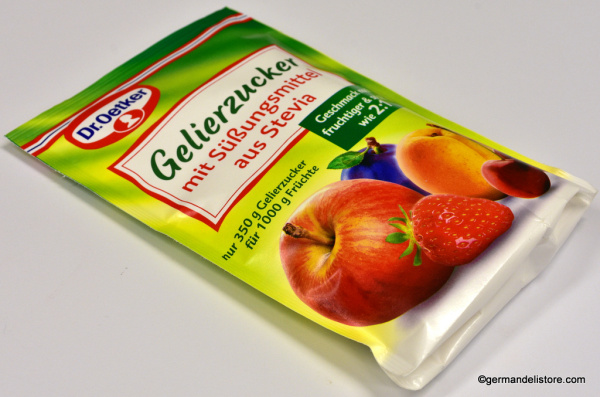 Dr.Oetker Preserving Sugar with Stevia