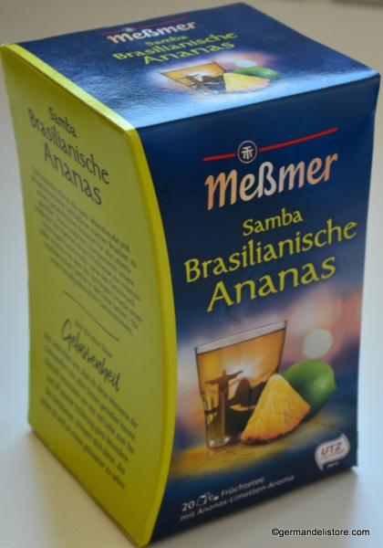 Messmer Samba Brazilian Pineapple