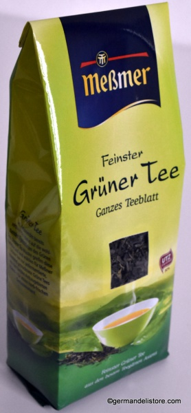 Messmer Finest Green Tea loose