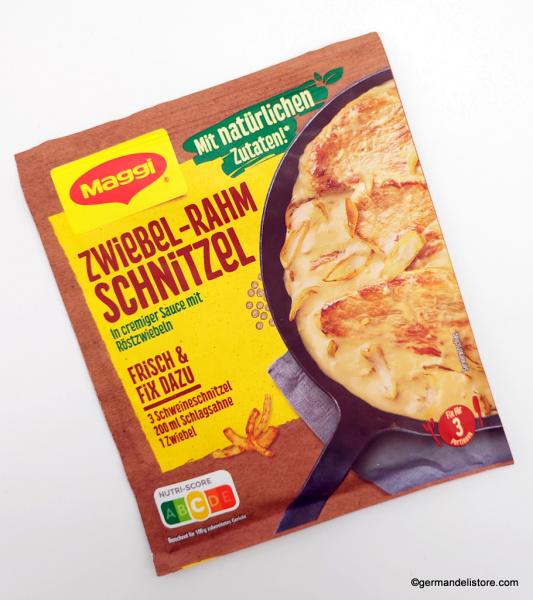 Maggi Fix & Fresh Onion Cream Cutlet