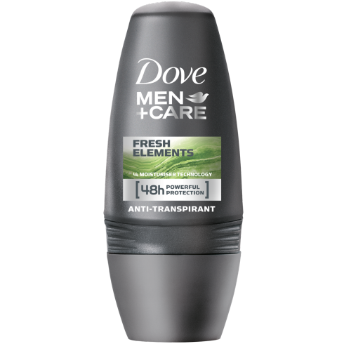 Dove Deo Roll On Men +Care Fresh Elements