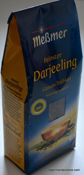 Messmer Finest Darjeeling Tea loose
