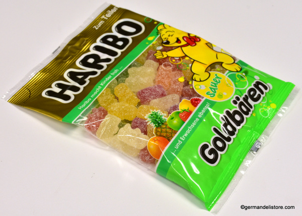 Haribo Gold Bears sour