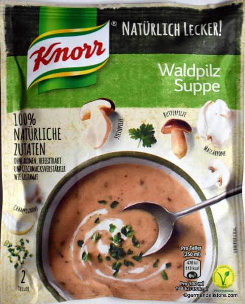 Knorr Natürlich Lecker! Wild Mushroom Soup