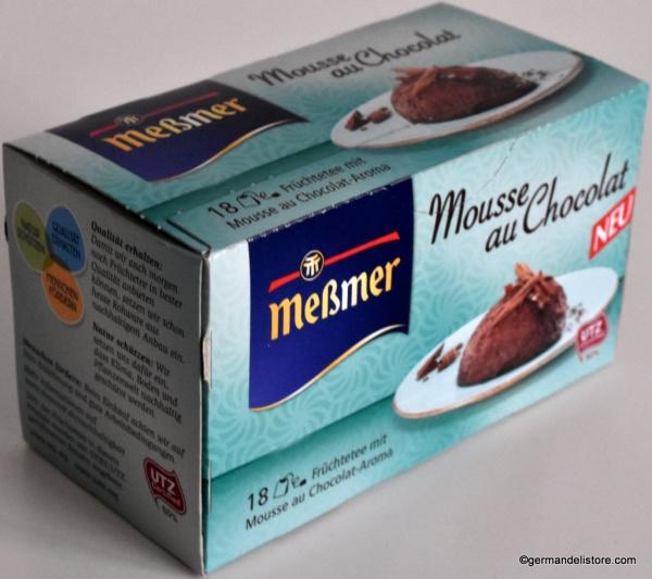 Messmer Mousse au Chocolat