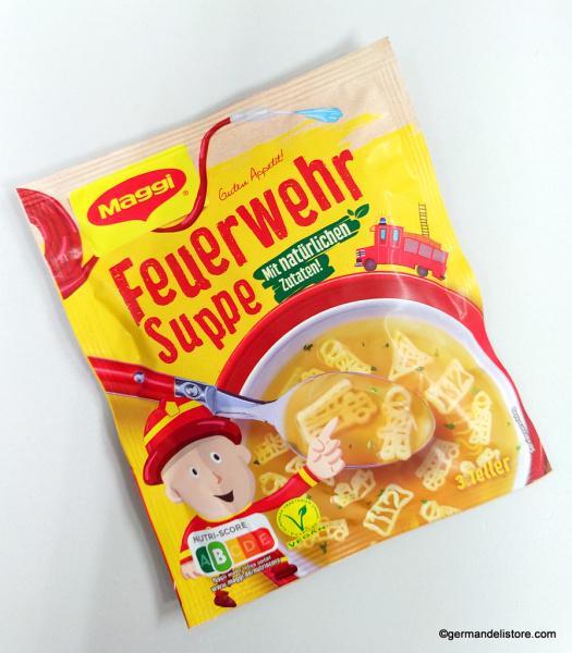 Maggi Guten Appetit Fire Brigade Soup
