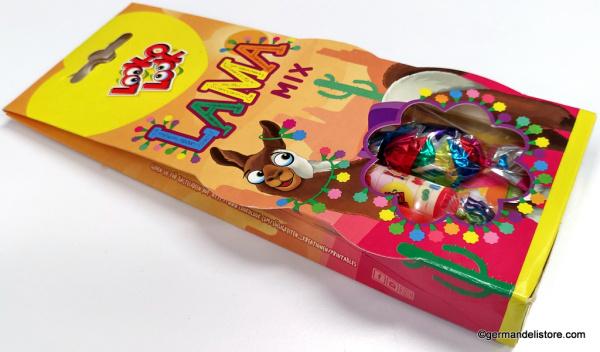 Look-O-Look Lama Mix - Candy Assortment 44g