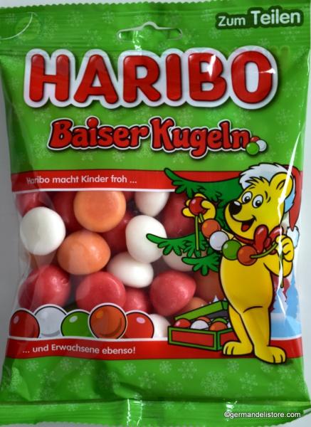 Haribo Meringue Balls