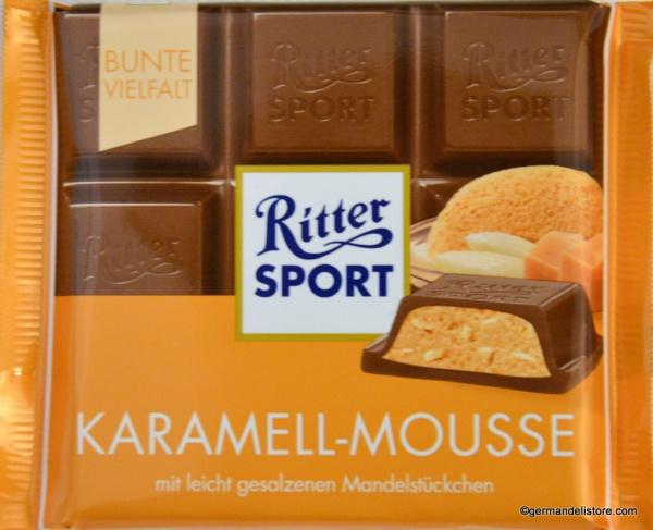 Ritter Sport Caramel Mousse