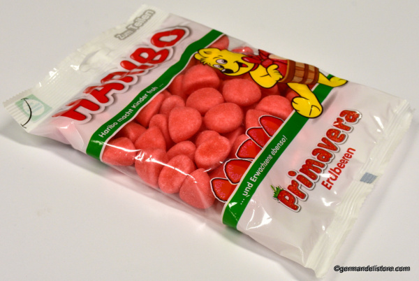 Haribo Primavera Strawberries