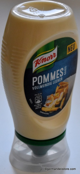 Knorr Fries Sauce