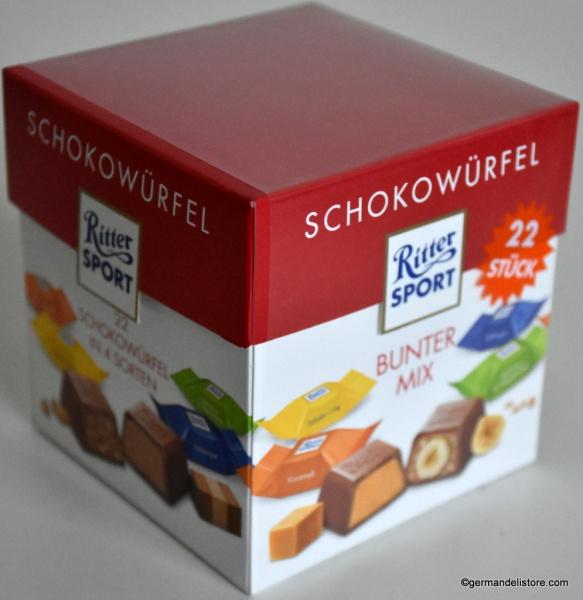 Ritter Sport Choco Cubes