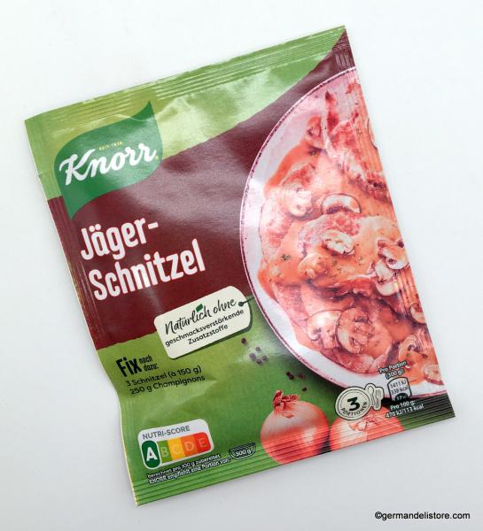 Knorr Fix for Hunter Schnitzel