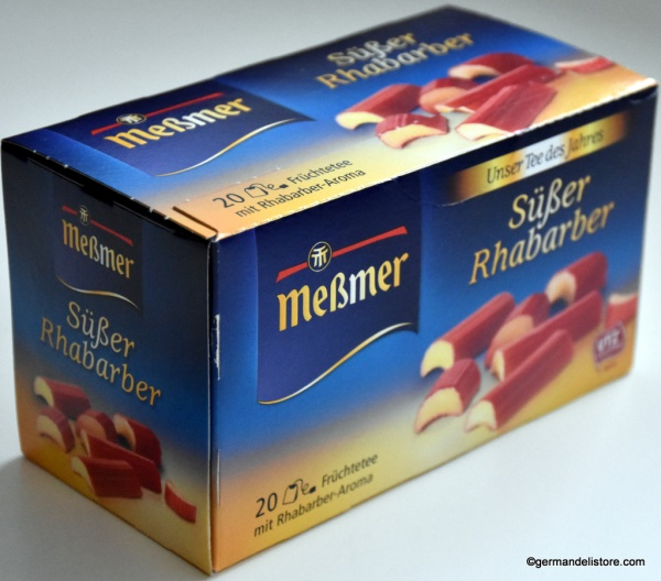 Messmer Sweet Rhubarb