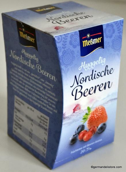 Messmer Hyggelig Nordic Berries