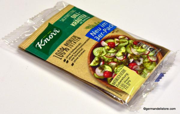 Knorr Salatkroenung Dill Herbs