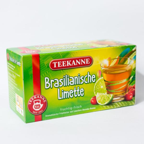 Teekanne Brazilian Lime
