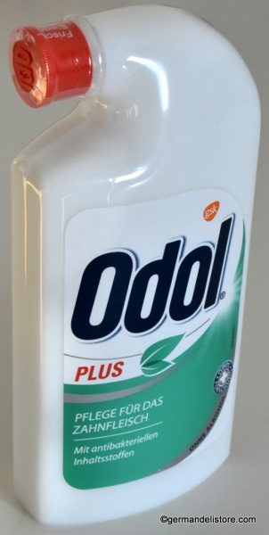 Odol Mouthwash Plus