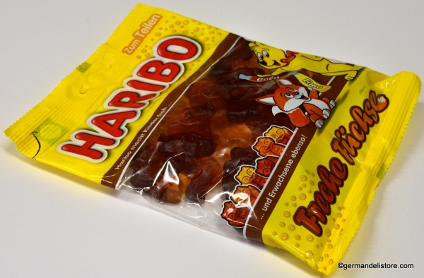 Haribo Naughty Foxes