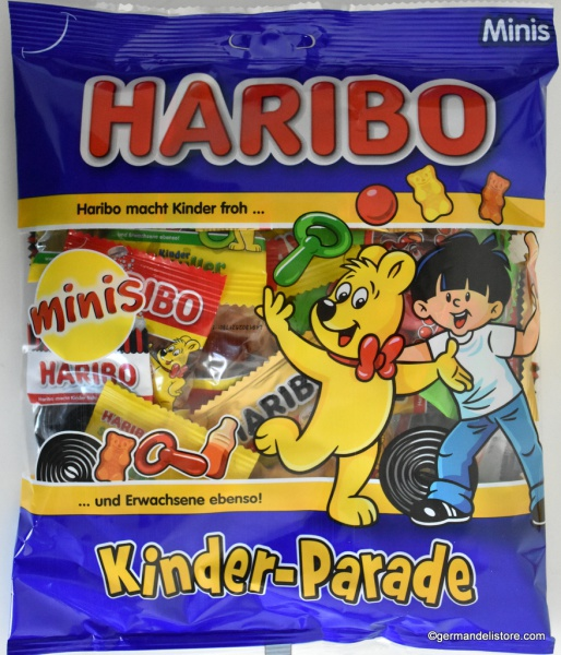 Haribo Children's Parade minis